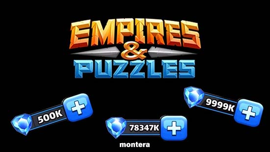 Empires And Puzzles Hack Cheats For Empires Puzzles To Get Free Gems Montera Techs