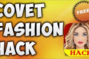 covet fashion hack